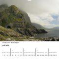 Weemoedig kijkend naar kalender-maand juli, nu niet naar Scandinavië.
